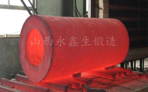 锻造不锈钢锻件的余热热处理工艺方法