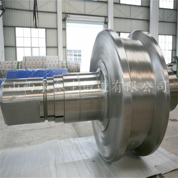 关于风机轴锻件的热处理工艺过程