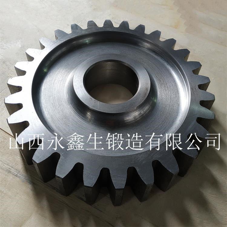 如何生产齿轮锻件?